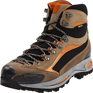 La Sportiva Men's Delta GTX,Brown/Orange,47.5 EU/13.5 M US