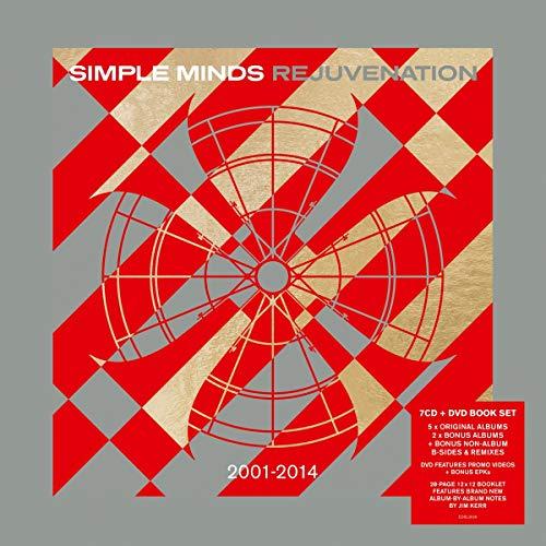 CD : Simple Minds - Rejuvenation 2001-2014