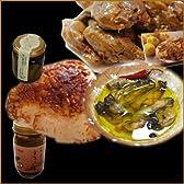 三重・鳥羽浦村牡蠣 オイル漬け、醸造味噌煮込み、山椒甘露煮込み ご自慢3点セット