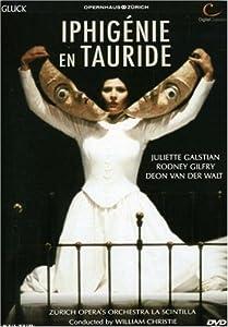 Christoph Williabald Gluck - Iphigenie en Tauride / Galstian, Gilfry, van der Walt, Christie, Guth (Opernhaus Zurich)