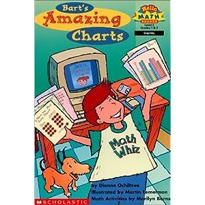 Bart's Amazing Charts (Hello, Reader! Math) ebook ...