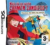 echange, troc Mais où se cache Carmen Sandiego ?