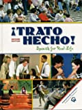 img - for  Trato hecho!: Spanish For Real Life (2nd Edition) book / textbook / text book