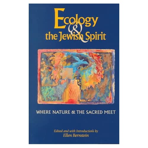 Ecology & the Jewish Spirit: Where Nature and the Sacred Meet, by Ellen Bernstein