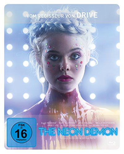 The Neon Demon - Steelbook [Blu-ray]