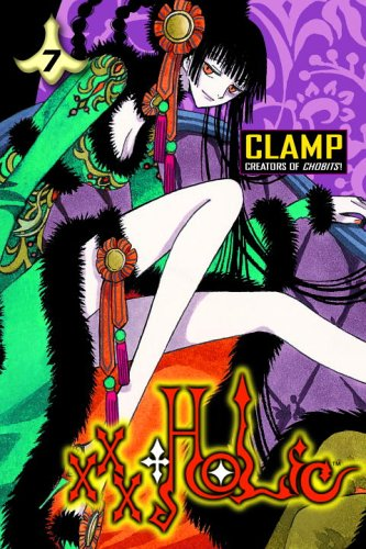 Xxxholic 7 (Xxxholic (Graphic Novels))Clamp