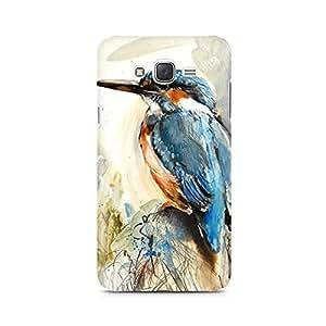 Mobicture Bird Premium Designer Mobile Back Case Cover For Samsung J7 2016 Version