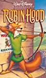 Robin Hood (A Walt Disney Masterpiece) [VHS]