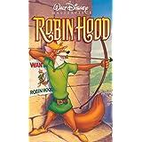 Robin Hood (A Walt Disney Masterpiece) [VHS] ~ Brian Bedford