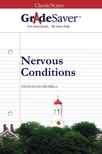 nervous conditions study guide gradesaver  nervous conditions study guide