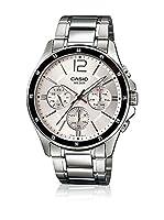 CASIO Reloj con movimiento cuarzo japonés Man MTP-1374D-7A