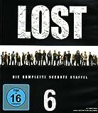 Lost - die Komplette 6. Staffel [Blu-ray] [Import allemand]
