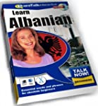 Talk Now Learn Albanian: Essential Wo...