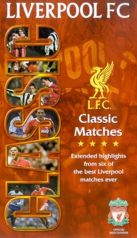 Liverpool - Classic Matches [VHS]