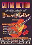 echange, troc Guitar Method: Brian Setzer [Import USA Zone 1]