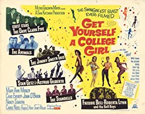 Wedding Gift Basket Controversy : Get Yourself a College Girl 11 14 Movie PosterStyle A: Amazon.co ...