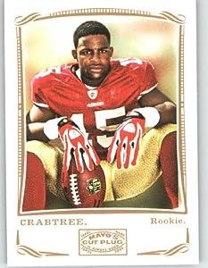 Michael Crabtree RC Rookie Card San Francisco 49er