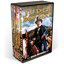 Judge Roy Bean Collection: Vol. 1-4