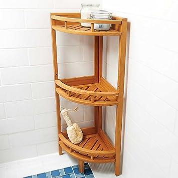 teak shower stand. Black Bedroom Furniture Sets. Home Design Ideas