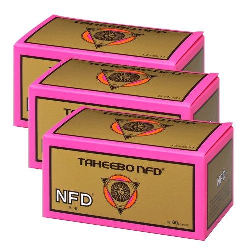 タヒボNFD エッセンス 3箱+天然水 2L