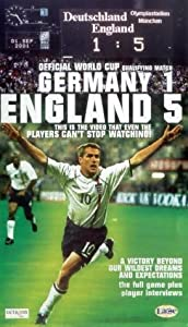 Germany 1, England 5 [VHS]