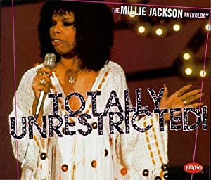 Millie Jackson Anthology Totally Unrestricted!