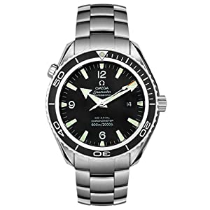 Omega Men's 2200.50.00 Seamaster Planet Ocean Automatic Chronograph Watch