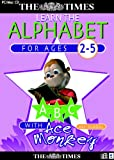 The Times Ace Monkey Pre-School Alphabet (Ages 2-5)