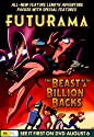 Futurama: The Beast with a Billion Backs Poster Australian 27x40 Billy West Katey Sagal