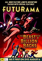 Futurama: The Beast with a Billion Backs Poster Movie Australian 11x17 Billy West Katey Sagal