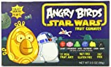 Angry Birds Star Wars Fruit Gummies 99 g (Pack of 5)