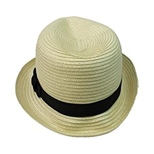 Amazon.com : RHX - Cappello a falda larga unisex, estivo