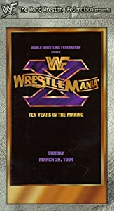 Wrestlemania 10 [Import]