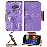 Liili Premium Motorola X 1st Generation Flip Wallet Case abstract digital background Photo 19493470 Pu Leather Card Holder Carrying