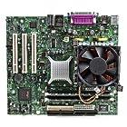Intel D865GVHZ Intel D865GV Socket 478 micro-ATX Motherboard Kit w/Pentium 4 2.4GHz CPU