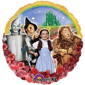 "Wonderful Wizard of Oz 18"" Foil Balloon"