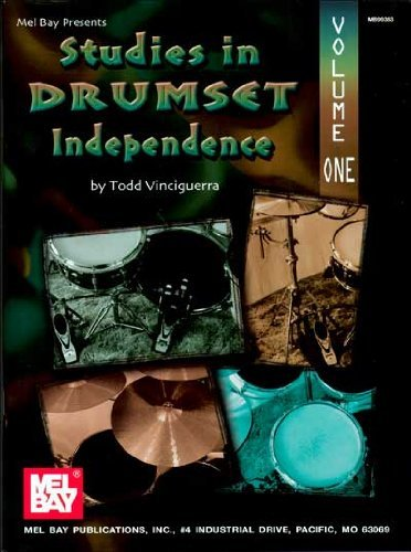 mel-bay-studies-in-drum-set-independence-volume-one-by-todd-vinciguerra-2002-05-29