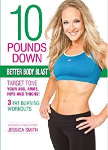 10 Pounds DOWN: Better Body Blast DVD