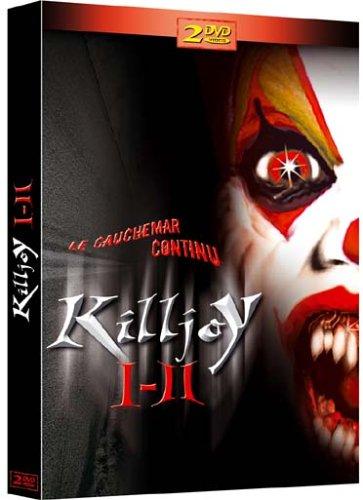 KILLJOY KILLJOY 2 - COFFRET 2 DVD  (COFFRET DE 2 DVD)