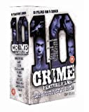 10 Pack: Crime (including Lightening 87th Precinct, Hard Time, Streetgun, Murder in Coweta Country, The Custodian, & five more) [DVD] [2007]