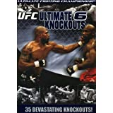 """UFC: Ultimate Knockouts, Vol. 6 (DVD) newly tagged """"sports"""""""
