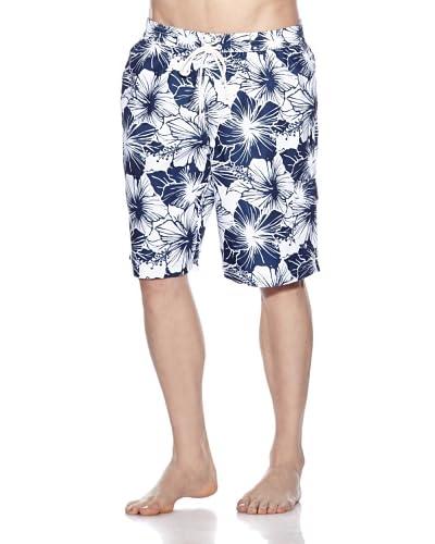 Tom Tailor Shorts Da Bagno [Deep Denim Blue]