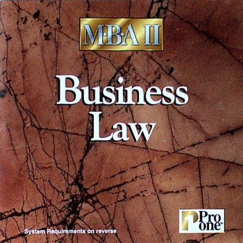 Multimedia Business Law (Jewel Case)