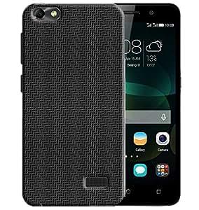PrintFunny Designer Printed Case For Huawei4C