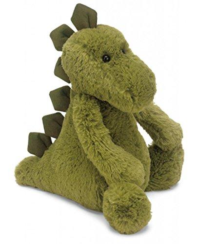 "Jellycat® Bashful Dino, Medium - 12"" front-831655"