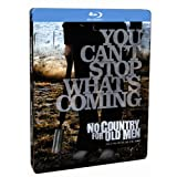 No Country for Old Men Steelbook (Steelbook Edition) [Blu-ray]by Tommy Lee Jones