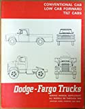 1968 Canadian Dodge Truck and Fargo Repair Shop Manual Original Supplement