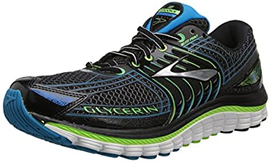 Brooks Mens Glycerin 12 Running Shoes: Amazon.co.uk: Shoes