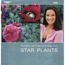 Rachel de Thame's Top 100 Star Plants (Hardcover)
