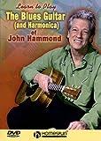 echange, troc Blues Guitar & Harmonica of John Hammond [Import anglais]